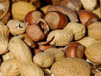 A handful of nuts a day cuts the risk of a wide range of diseases