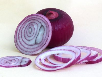 Red onions pack a cancer-fighting punch, study reveals