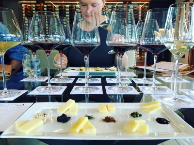 Science shows cheese can make wine taste better
